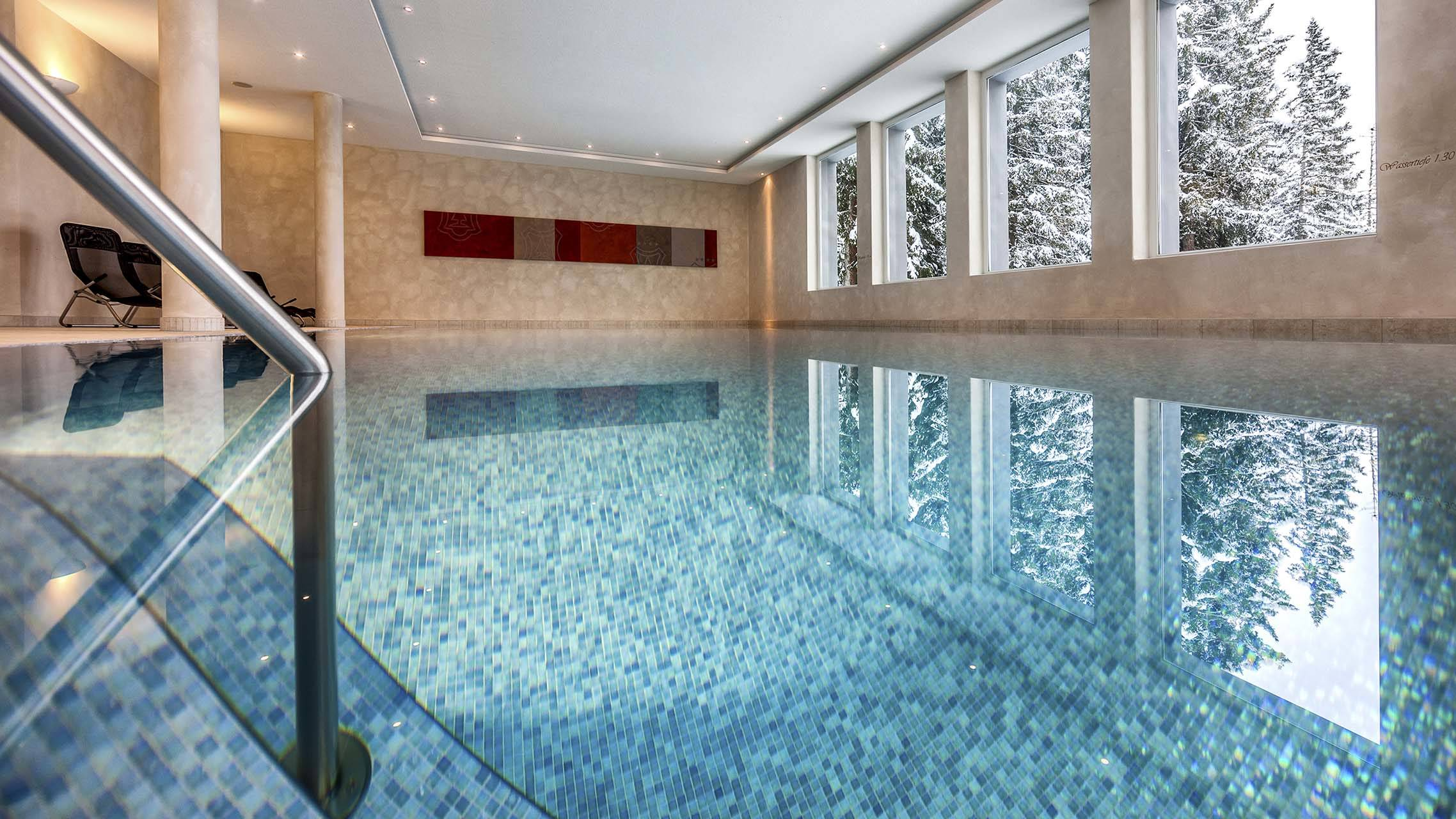 © Foto Homberger - Waldhotel National Arosa