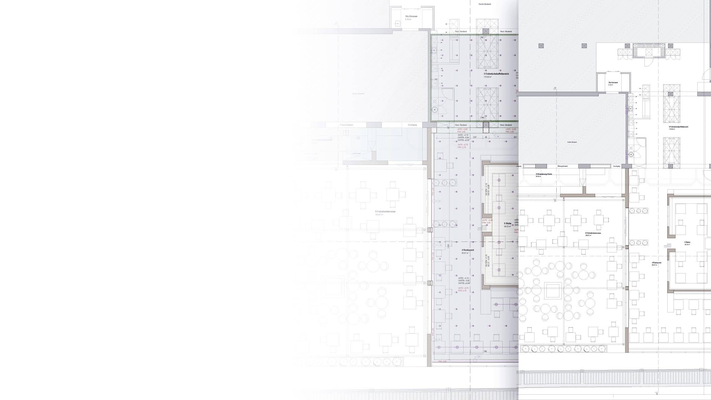 M&E / HVACR planning