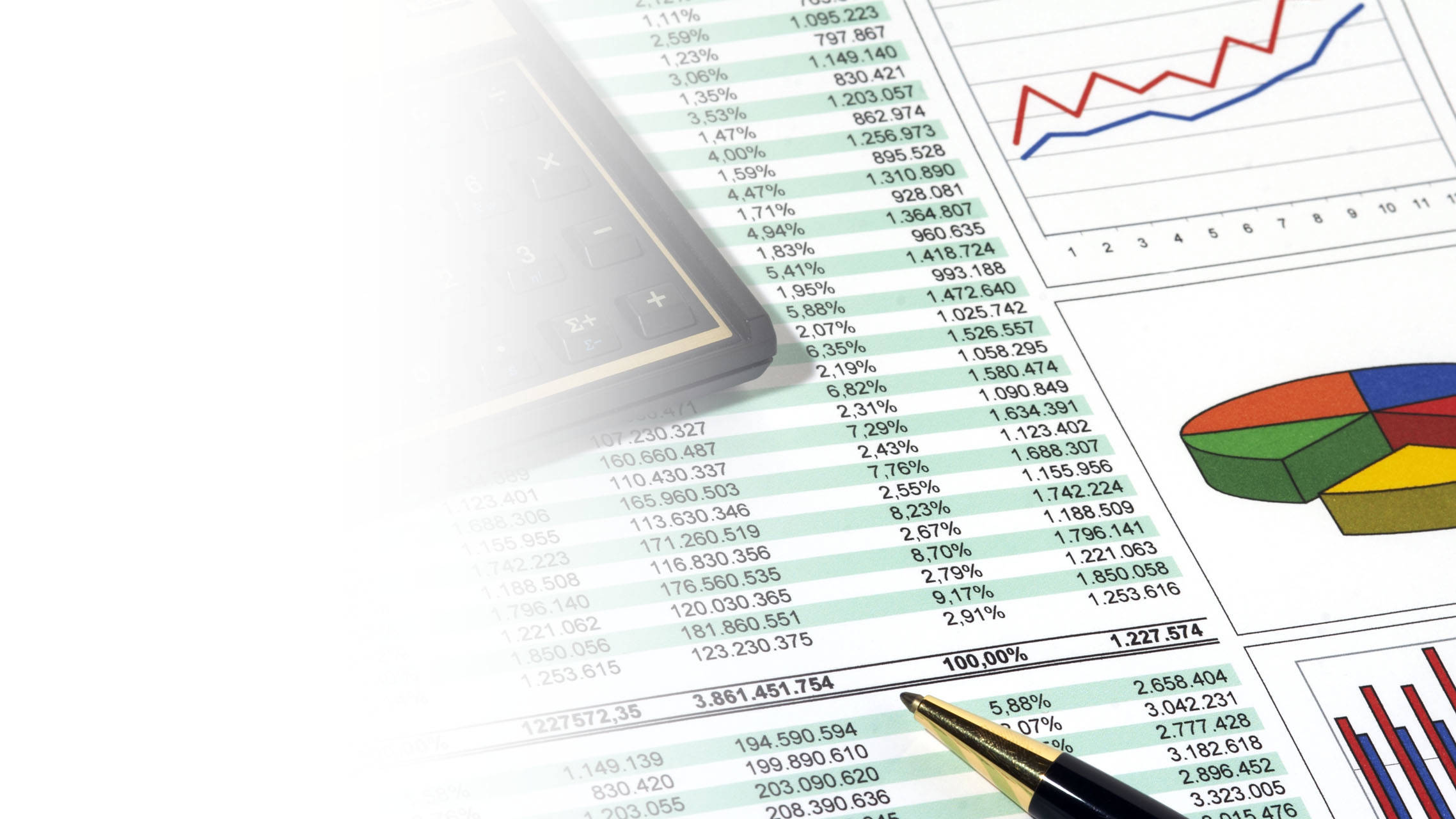 Wirtschaftlichkeitsberechnung & Kostenermittlung